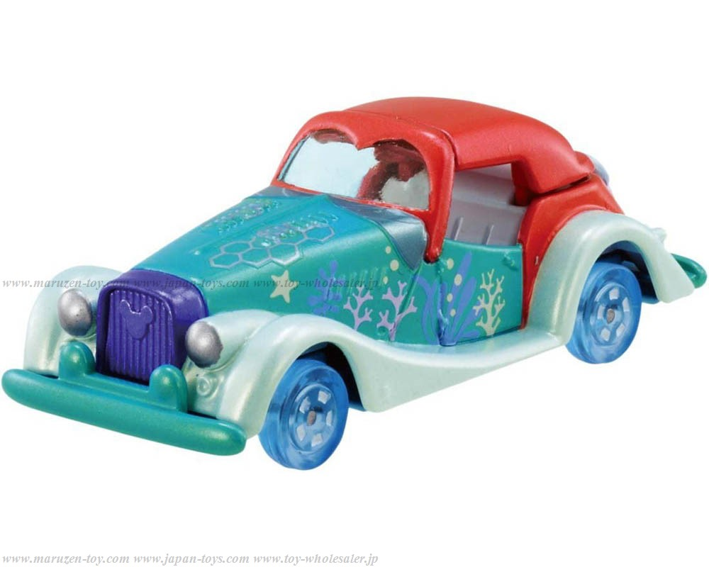 [TakaraTomy] Disney Morters DM-20 Dream Star Ariel