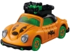 Tomica : Disney Motors Good Day Carry Halloween 2014 Edition