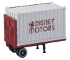 Tomica : Disney Tomica - Disney Motors Dream Carry Container