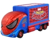 TakaraTomy Disney Tomica Marvel Tune Evo.1.0 Masked Carry Spider-Man(仮)