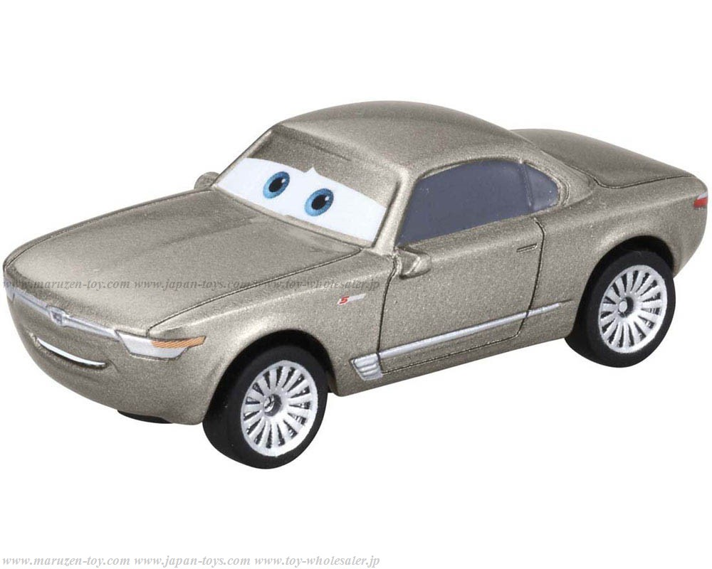 TakaraTomy Cars Tomica C-46 New CarE(Tentative)