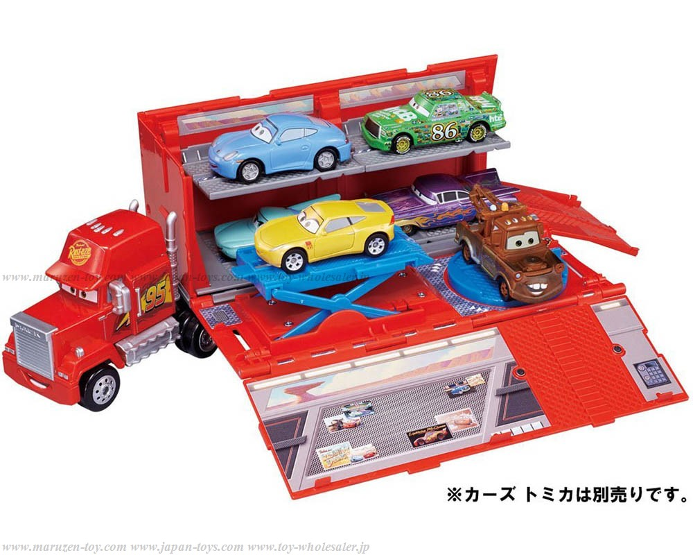 TakaraTomy Cars Tomica Play with Mecha Improve Dock! Mac