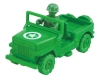 [TakaraTomy] Toy Story Tomica 05 GREEN ARMY MEN & Military Truck
