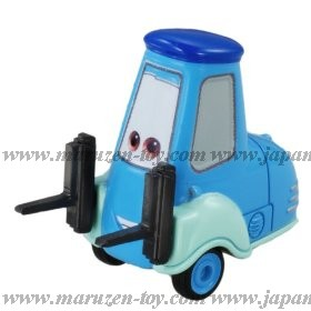 Disney Pixar Tomica Collection C-13 Guido (Standard Type)