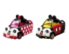 Disney Tomica Motors: Tap n Tap Cubic Mouth Mickey Mouse & Minnie Mouse