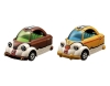 Disney Tomica Motors: Tap n Tap Cubic Mouth Chip & Dale