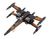 [TakaraTomy] Tomica Star Wars TSW-04 X Wing Fighter Poe Dameron Machine