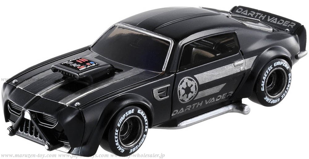 [TakaraTomy] Tomica Star Wars Star Cars SC-01 Star Wars Star Cars Darth Vader Sports Car