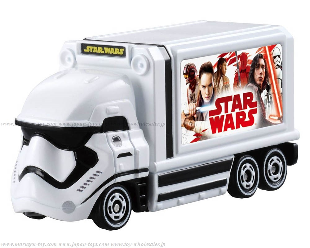 TakaraTomy Star Wars: The Last Jedi - Star Wars Star Cars Tango White Ad Truck Movie Open Anniversary
