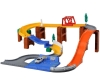 Tomica System 3Way Jump Road Set