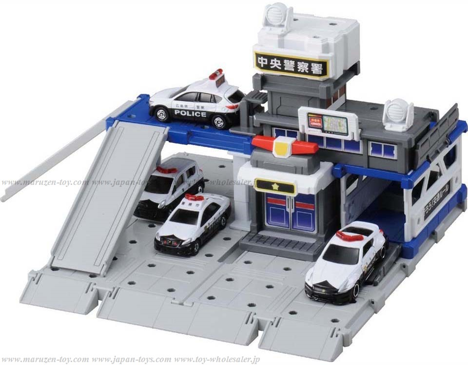 [TakaraTomy] Tomica Tomica Town Build City Polica Station