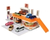 TOMICA Gift/World Tomica Town Build City Autobacs