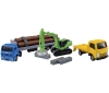 [TakaraTomy] Tomica Gift Hands Play! Construction Site Set