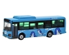TakaraTomy The Bus Collection (JH019) Zenkoku Bus 80 Kotoden Bus