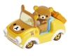 [TakaraTomy] Dream Tomica RIDE ON R07 Rilakkuma x Rilakkuma-car