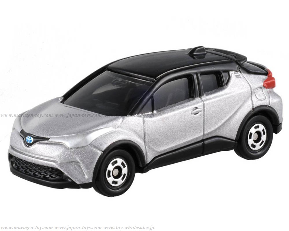 [TakaraTomy] BOX Tomica No.94 TOYOTA C-HR(Box)
