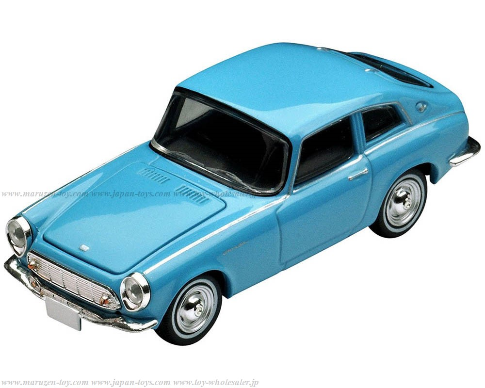 [Tomytec] Tomica Limited Vintage LV-125b HONDA S600 Coupe(Light Blue)