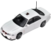[Tomytec] Tomica Limited Vintage NEO LV-N169a NISSAN Skyline GT-R AUTECH Ver. Unmarked Police Car(White)