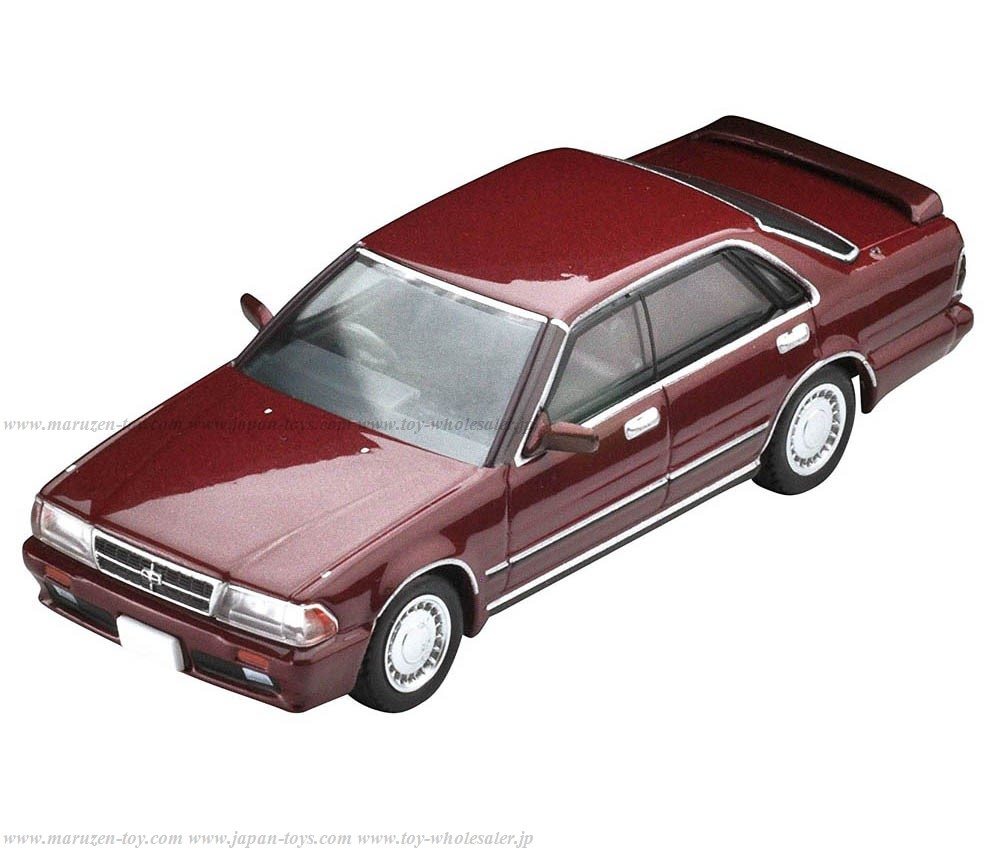 [Tomytec] Tomica Limited Vintage NEO LV-N172b NISSAN Gloria Gran Turismo SV(Red)
