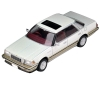 [Tomytec] Tomica Limited Vintage NEO TLV-176b TOYOTA Crown 2.9L Royal Saloon G (Pearl/Gold)