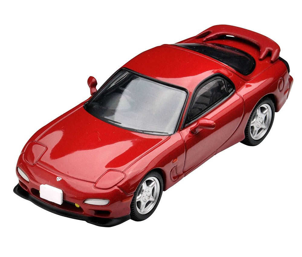 [Tomytec] Tomica Limited Vintage NEO Era of Japanese Cars Vil.13 ɛ̃fini RX-7(Red)