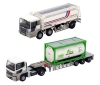 [Tomytec] The Truck/Trailer Collection Niyaku Corporation Lorry set
