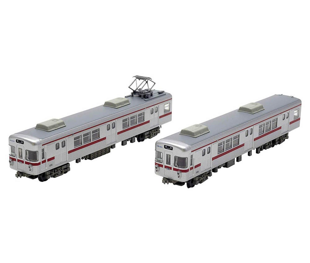 [Tomytec] Tetsudo(Train) Collection  Nagano Tentetsu 3500kei Air Conditioning Car(N3 Form)2cars set A
