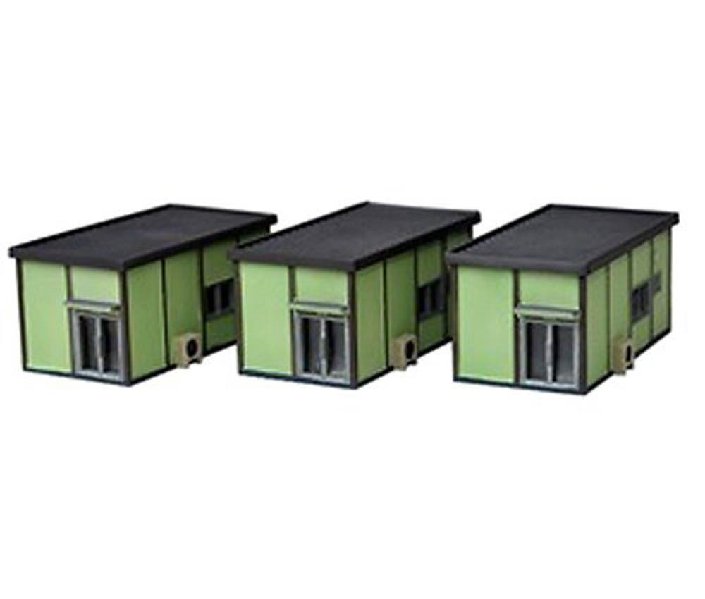 [Tomytec] Ken-Colle 070-3 Prefabricated Office 3