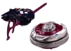 TakaraTomy Metal Fight Beyblade BBC-05 Super Control Beyblade Starter D (Tentative Name)