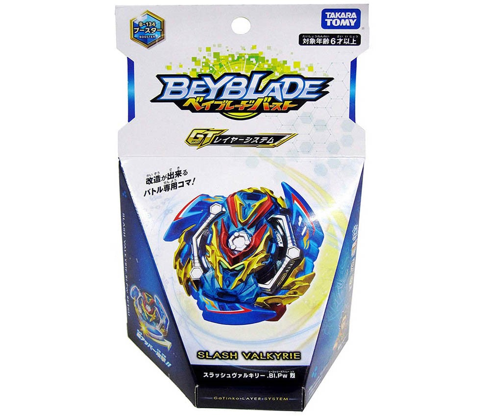 [TakaraTomy] BeyBlade Burst B-134 New Series Booster 2019.03 New A (Temporary Named)