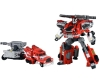 [TakaraTomy] Tomica Hyper Rescue Drive Head Synchro Gattai Series Support Vehicle 02: Fire Truck