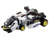 [TakaraTomy] Tomica Hyper Rescue Drive Head Synchro Gattai Series Support Vehicle: Blitz Formula