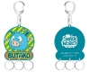 [TakaraTomy] The Snack World - Jyara tto Put! Rubber Key Holder Butako