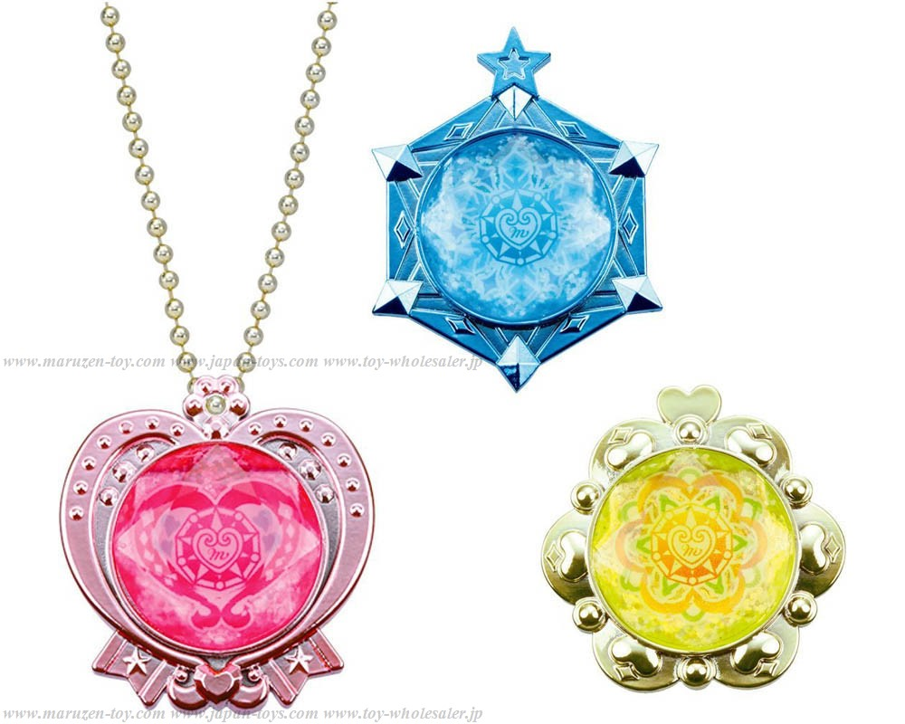 TakaraTomy Magix X Warrior Majimajppures! Majoka Jewel Necklace