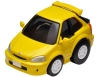 [Tomytec] Choro Q Z-62b HONDA CIVIC Type-R(EK9) (Yellow)