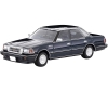 [Tomytec] Tomica Limited Vintage NEO LV-N199b TOYOTA CROWN 3.0 Royal Saloon G (Amber)