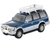 [Tomytec] Tomica Limited Vintage NEO LV-N206a MITSUBISHI Pajero VR with Option(Blue Silver)
