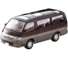 [Tomytec] Tomica Limited Vintage NEO LV-N208b TOYOTA Hiace Super Custom(Dark Red Brown)