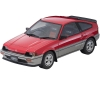 [Tomytec] Tomica Ignition Model T-IG1811 HONDA Ballade Sport CR-X Si(Red/Gray)
