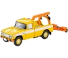 [Tomytec] Tomica Limited Vintage LV-188b TOYOTA Stout Tow Truck(Yellow)
