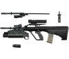[Tomytec] Littlearmory 1/12scale Series (LA066) AUG A2&M203PI Type