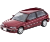 [Tomytec] Tomica Limited Vintage NEO LV-N207b HONDA CIVIC 25X S Limited(Metallic Red)