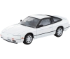 [Tomytec] Tomica Limited Vintage NEO LV-N235b NISSAN 180ASX TYPE-II(White) 1991ver.