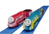 [TakaraTomy] PLA RAIL Thomas & Friends King of the Railway Express Train Set Connor & Caitlin