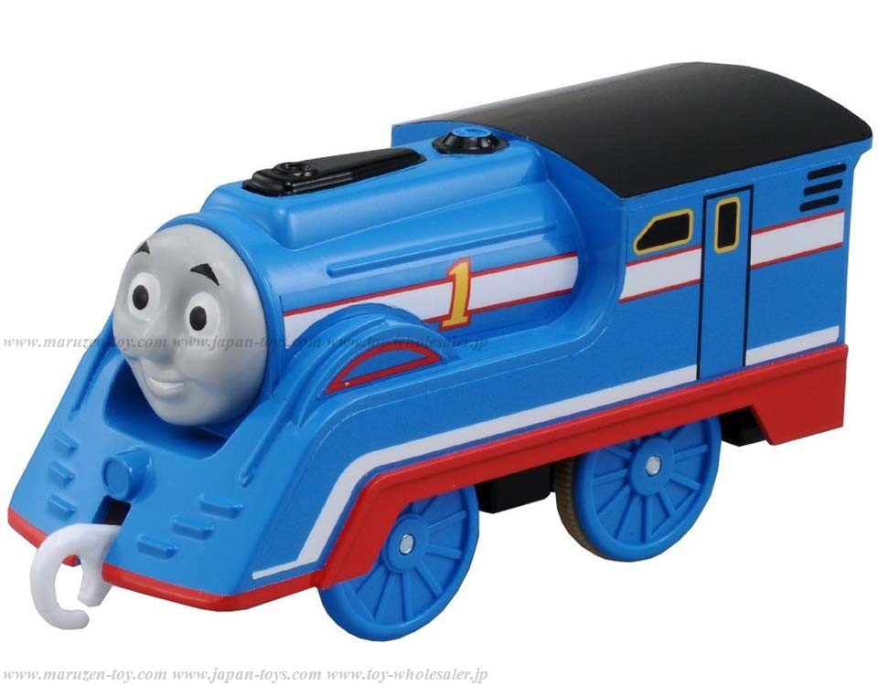 [TakaraTomy] PLA RAIL Thomas & Friends  Leverage Logie Sound! Streamlined Thomas