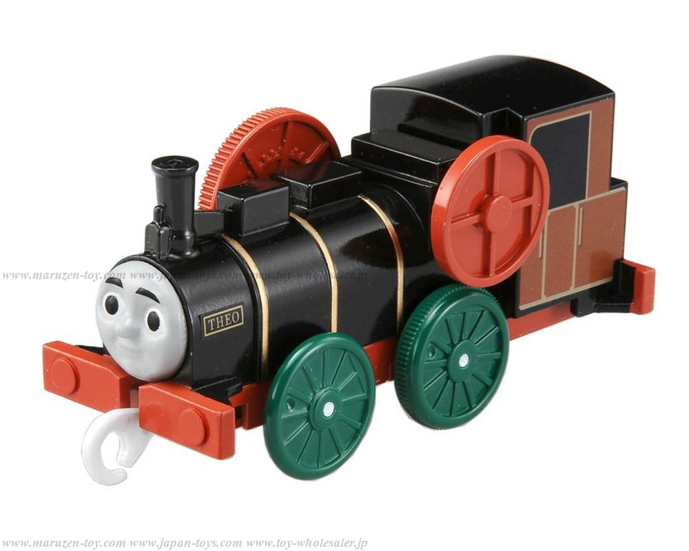 [TakaraTomy] PLA RAIL Thomas & Friends Leverage Logie Sound! Theo