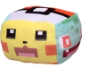 [TakaraTomy] Pokemon Quest Pokucel Cushion Plush Doll Pikachu and Friends