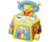 [TakaraTomy] Disney Baby Toy First Time English Talking Picturebook with Pooh! Finger Study