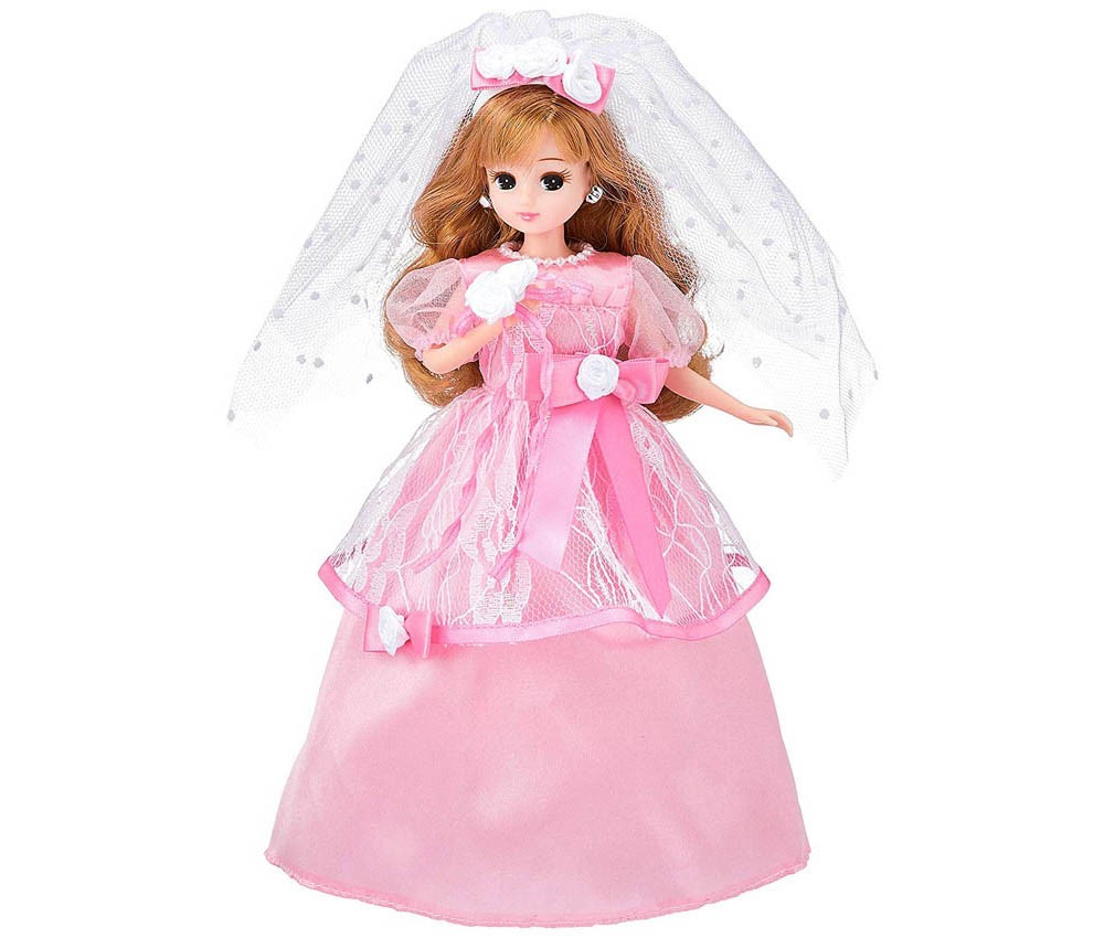 [TakaraTomy] Licca-chan LD-05 Rose Wedding