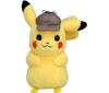 [TakaraTomy] Pokemon Plush Doll 1/1scale Detective Pikachu